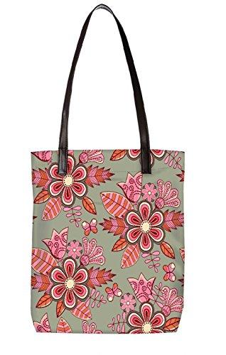 Snoogg Strandtasche, mehrfarbig (mehrfarbig) - LTR-BL-3730-ToteBag