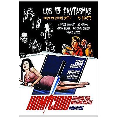 Pack Los 13 Fantasmas - Homicidio [DVD]