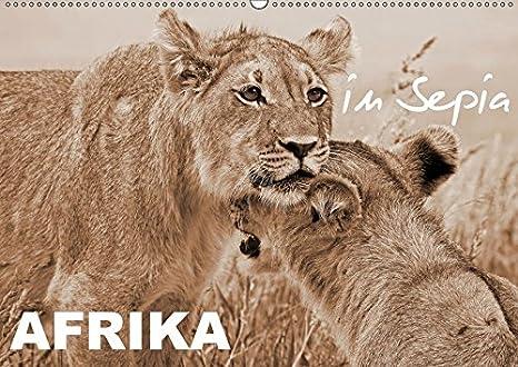 AFRIKA in Sepia (Wandkalender 2019 DIN A3 quer): Fernweh mit einem Hauch von Nostalgie (Monatskalender, 14 Seiten ) (CALVENDO Orte) Wibke Woyke 3669780734 Botswana Namibia