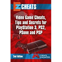 EZ Cheats For Playstation 3, PS2, PSOne & PSP 2nd Edition