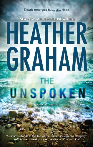 The Unspoken: Book 7 in Krewe of Hunters series