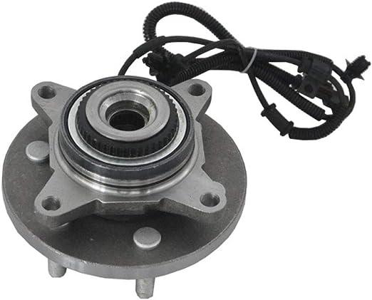 Bearings Wheel w/6 Lugs,4x4 Excludes Ford Raptor Wheel Hub ...