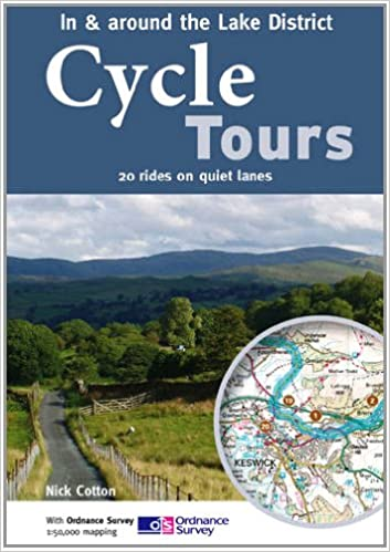 Cycle tours in around the lake district 20 rides on quiet lanes cycle tours in around the lake district 20 rides on quiet lanes amazon nick cotton 9781904207603 books gumiabroncs Choice Image