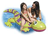 Inflatable Gecko Pool Ride-On