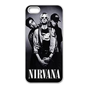 Happy Nirvana fashion durable Cell Phone Case for Iphone 5s