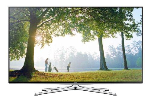 Samsung UE48H6270 121 cm (48 Zoll) 3D LED-Backlight-Fernseher (Full HD, 200Hz CMR, DVB-T/C/S2, CI+, WLAN, Smart TV) schwarz/silber