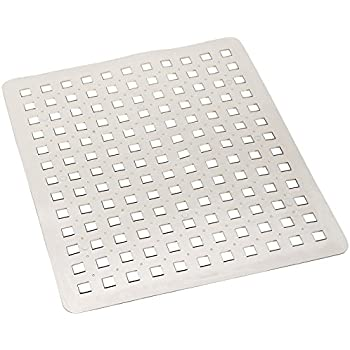 Amazon Com Sink Mat Small Crystal Clear Pvc Sink Protector By Better Housewares Size 12 5 X