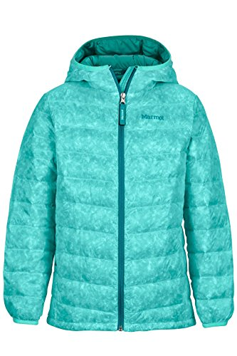 Marmot Nika Girls' Down Puffer Jacket, Fill Power 550 by Marmot