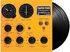 Phantom Power (2LP Vinyl)