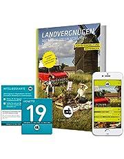 Landvergnügen Deutschland: Der andere Stellplatzführer Saison 2019