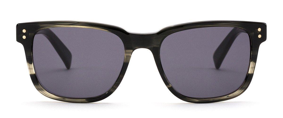 OTIS Eyewear Test Of Time : Ebonywood/Grey Polarized Mens Sunglasses