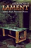 Shadow's Lament (Victoria Novak: Paranormal Division Book 3)