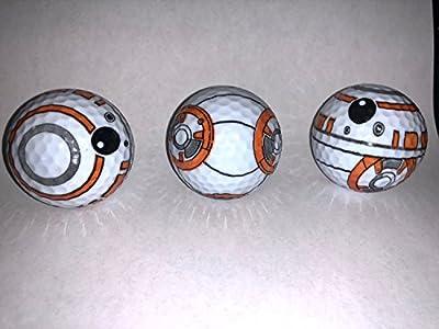 BB8 Golf Balls 3 Pack