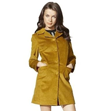 purchase newest buying new sale retailer Amazon.com: Missoni for Target Women's Corduroy Trench ...