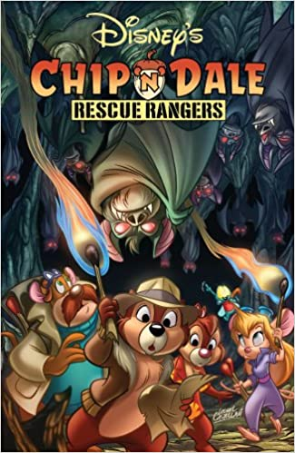 Chip n Dale Rescue Rangers: Slippin Through the Cracks ...