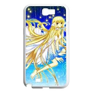 Samsung Galaxy N2 7100 Phone Case Cover White Tsubasa Reservoir Chronicle4 EUA15968787 Clear Phone Cases Custom