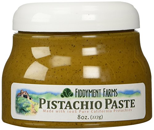 Fiddyment Farms 8 Oz Pistachio Paste