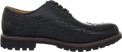 Clarks Montacute Wing, Zapatos de Cordones Derby para Hombre