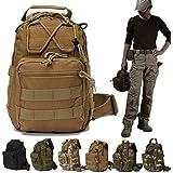 CAMTOA Tactical Backpacks Outdoor Tactical Military Bag Travel Sport Camping Hiking Trekking Backpack