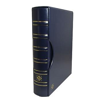 Lighthouse Grande Classic Binder /& Slipcase No Pages Blue