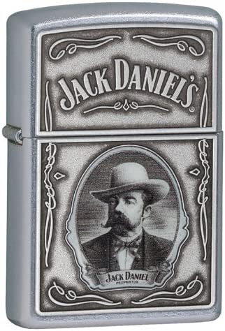 jack daniels zippo lighter amazon