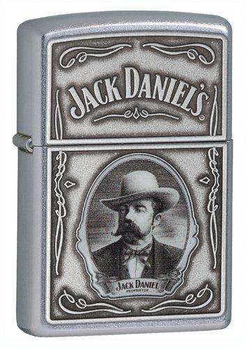 Zippo Jack Daniel's Emblem Lighter