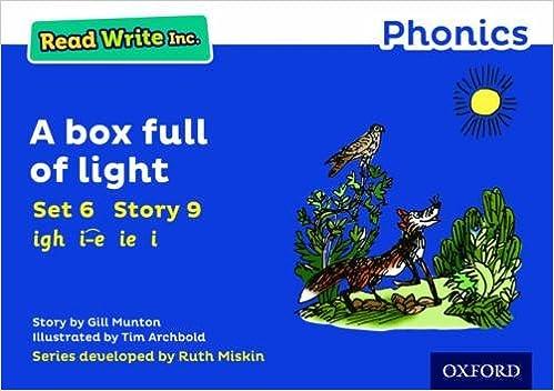 Read Write Inc. Phonics: Blue Set 6 Storybook 9 A Box Full of Light