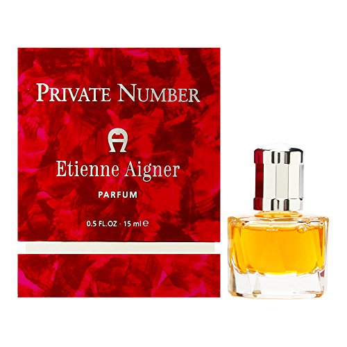 Private Number by Etienne Aigner for Women 0.5 oz Parfum Classic - Etienne Aigner Private Number