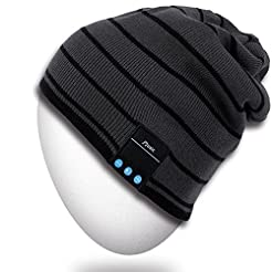 Rotibox Bluetooth Beanie Hat Unisex Wint...