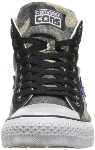 Converse Star Player EV MID Canvas/Suede 143752C - Zapatillas de tela, color varios colores, talla 36 Varios colores (Iron/Multi CM)