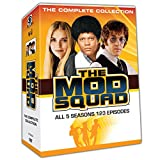 Mod Squad// Complete Collection/all 5 seasons,123 episodes
