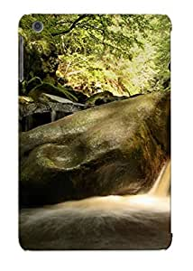 Ipad Mini/mini 2 Scratch-proof Protection Case Cover For Ipad/ Hot Small Waterfall Phone Case