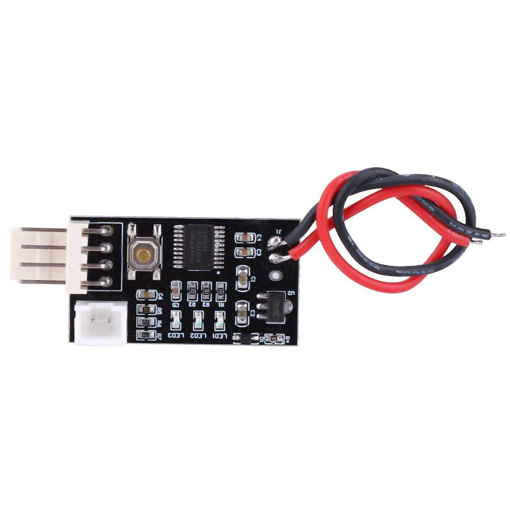 Speed Controller 12V PWM 4-Wire PC Fan Temperature Semiconductor Speed Controller