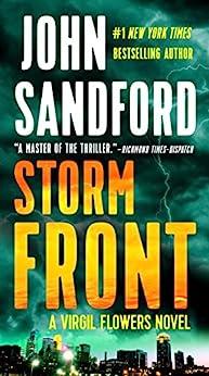 Storm Front (A Virgil Flowers Novel, Book 7) by [Sandford, John]