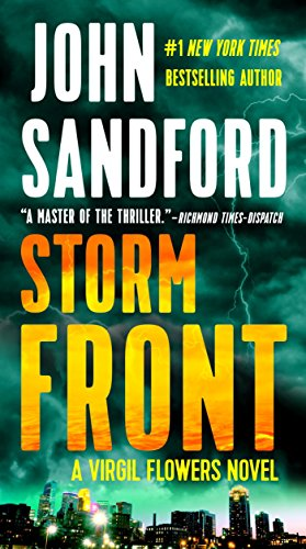 Storm Front (A Virgil Flowers Novel, Book 7) by [Sandford, John]