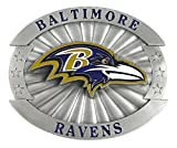 NFL Baltimore Ravens Oversized Buckle
