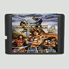 16 Bit Sega MD Game - Golden Axe III 16 bit SEGA MD Game Card For Sega Mega Drive For Genesis - Sega Genniess , Sega Ninento , Sega Mega Drive