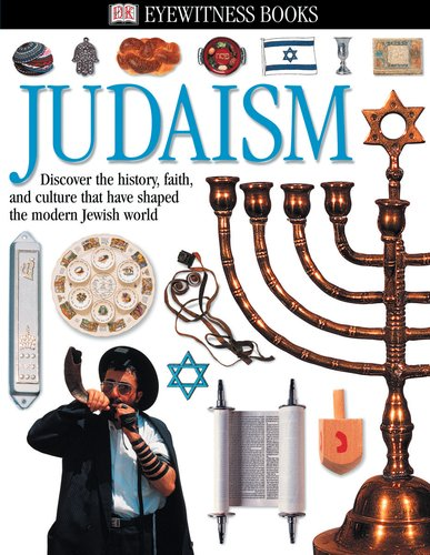 DK Eyewitness Books: Judaism by DK CHILDREN