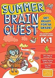 Summer Brain Quest: Between Grades K &am