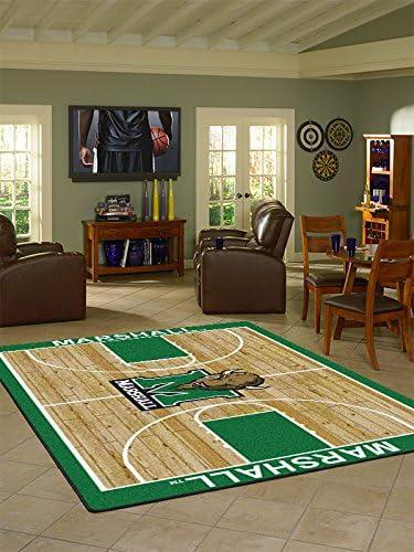 マーシャル大学ホームBasketball Court Rug : 54