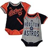 "Houston Astros Baby / Infant ""Descendant"" 2 Piece Creeper Set"