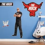The Rock WWE Giant Wall Decals Child