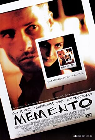 Amazon.com: Memento 27 x 40 Movie Poster - Style A: Lithographic Prints:  Posters & Prints