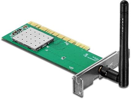 TRENDnet TEW-PCI Wireless Network Card Driver Windows 7