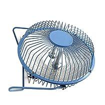 Small Sun Heaters Desktop Ultra-quiet Round Heaters Warm Fan Home Heater ZZ