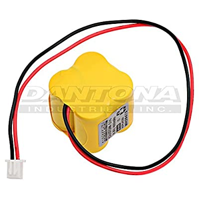 Replacement Emergency Light Battery For Lithonia BL93NC484 and more