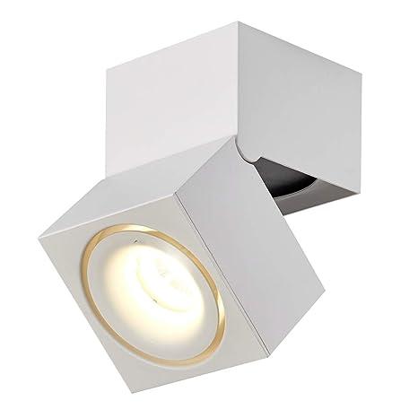 Dr.lazy 15W LED Focos para el techo,Focos de pared, Lámpara ...