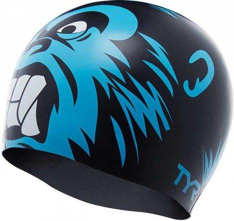 TYR SPORT Gorilla King Swim Cap