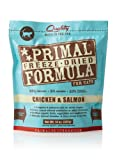 Primal Pet Foods Feline Chicken and Salmon Formula Pet Food, My Pet Supplies