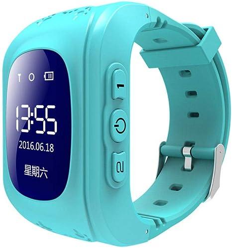 Fdhd Camuflaje Q50 Niños Smart Watch GPS Posicionamiento Teléfono ...